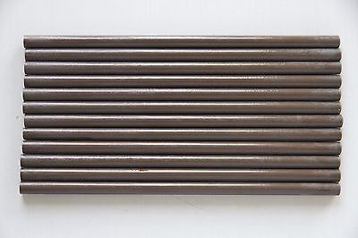 24 PCS Brown Round Wood Stationary Pencils HB #2 Nontoxic No Lead Unsharpened