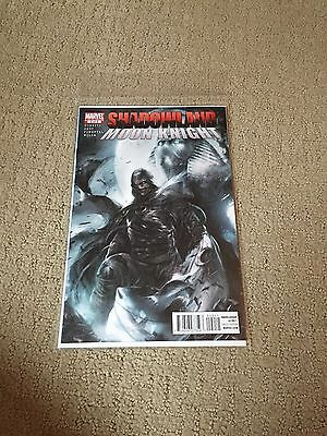 Shadowland: Moon Knight #2 (of 3) Daredevil Comic Book VF