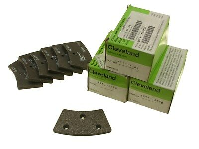 New Cleveland Brake Lining P/n 066-13100 - Set Of 37 - Air Tractor 802