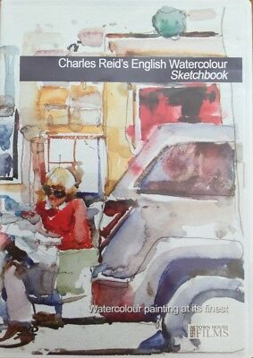 Charles Reid's English Watercolour Sketchbook Aquarell Schulung DVD