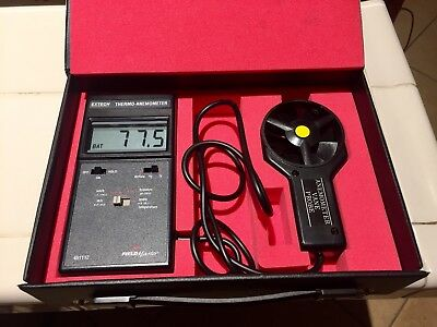 EXTECH INSTRUMENTS Thermo Anemometer #451112