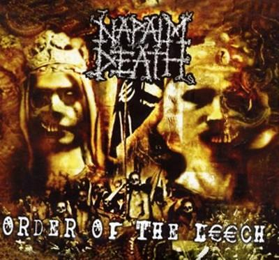 Order Of The Leech (Limited Edition) von Napalm Death (2015) LP Vinyl NEW