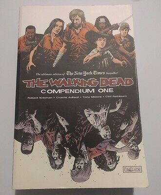 The Walking Dead Compendium Volume 1 - Book by Robert Kirkman (Paperback, 2009)