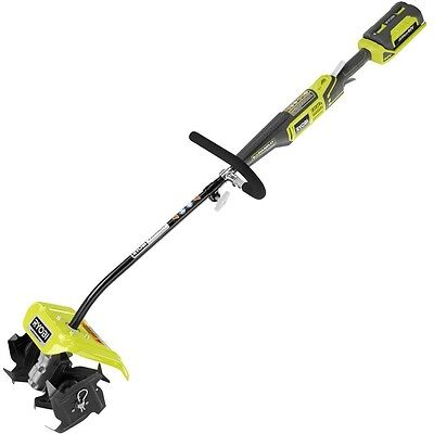 """Cordless Cultivator w/ Battery & Charger 10"""" 40 Volt Li Ion Garden Cultivating"""