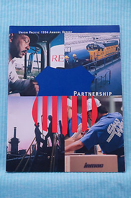 Union Pacific Annual Report - 1994