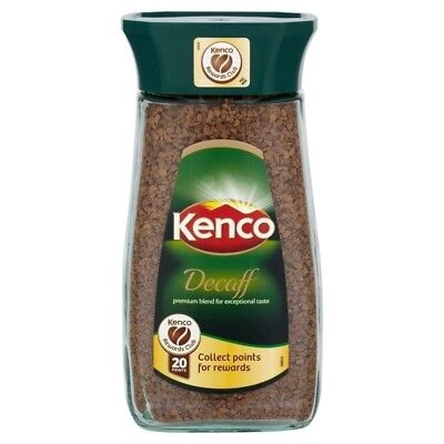 Kenco Decaffeinated Coffee (200g). Shipping is Free