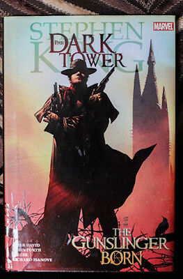 STEPHEN KING The Dark Tower Graphic Novel - The Gunslinger Born - Marvel HB