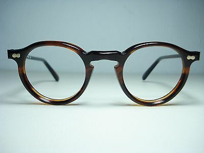 Vintage 1960's May Optical USA Eyeglasses NOS 42-24 Rare Tart Arnel Style