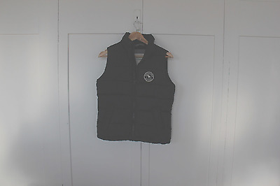 Abercrombie and Fitch Kids Navy Black Puffer Vest Size XL