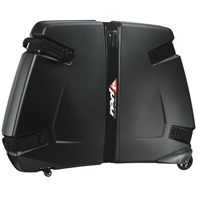Red Cycling Products Bike Box II Fahrradkoffer schwarz 2017 Reisekoffer