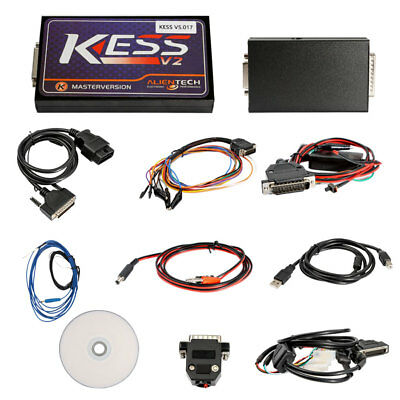 Kess V2 V5.017 OBD2 Manager Tuning Truck ECU Programmer No Tokens Limitation