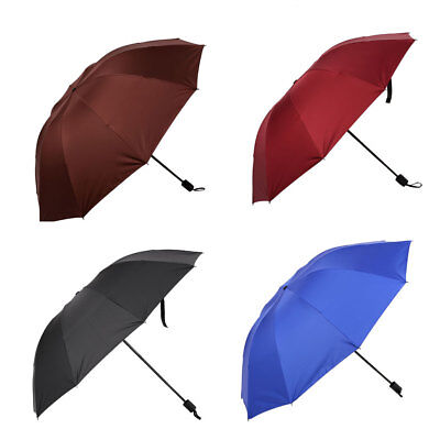 Large Double Umbrella For Couples Wife Husband Ten Racks Sunny Outdoor
