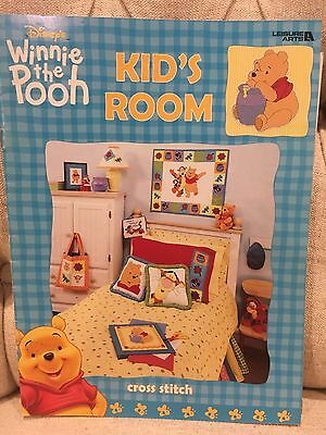 Winnie the Pooh -  Kids' Room - counted cross stitch patterns