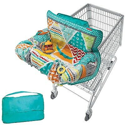 Shopping Cart Cover by Infantino Compact Chair Baby Kids & Children Safety Belt