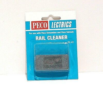 PECO Track cleaning Rubber PL41 - All Gauges