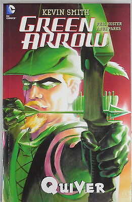 Green Arrow Quiver trade paperback DC Comics Kevin Smith Phil Hester Ande Parks