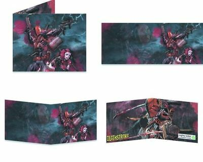 Dynomighty Deathstroke PX Mighty Wallet NEW