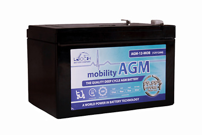 PRIDE GoGo Elite Traveller | REPLACEMENT BATTERIES | 3 AND 4 Wheel Models*