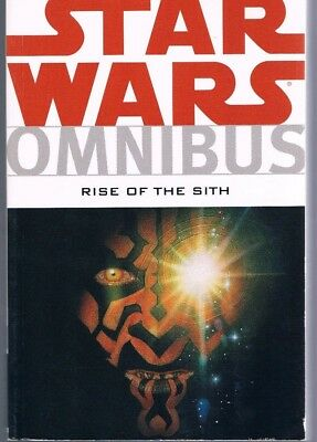 Star Wars Omnibus: Rise of the Sith  2008, TPB Dark Horse OOP