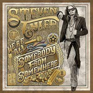 We Are All Somebody From Somewhere (Ltd. 2lp) von Steven Tyler (Aerosmith) Vinyl