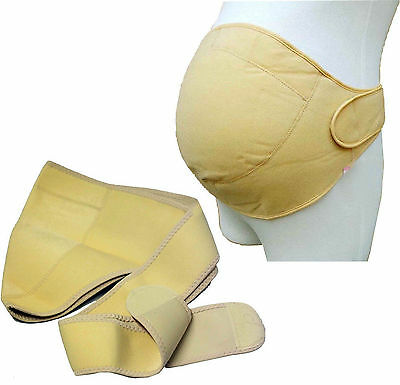Pregnancy Maternity Special Support Belt back&bump Band Belly UK