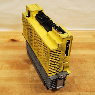 Fanuc A06B-6066-H011 A2, AC Servo Amplifier - USED
