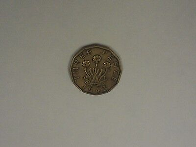 Great Britain 3 Pence 1943 looking to get rid of. Make low ball offer