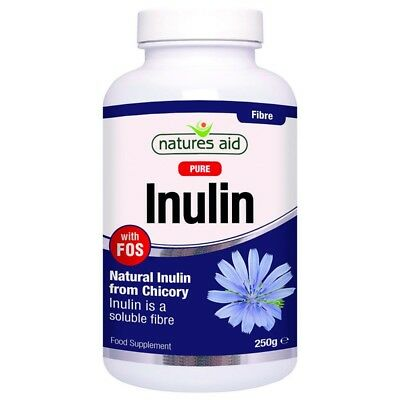 Nature's Aid Inulin Powder 250g