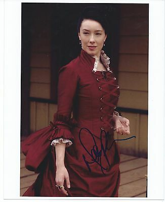 MOLLY PARKER Hand Signed 8x10 Autographed Photo With COA - DEADWOOD
