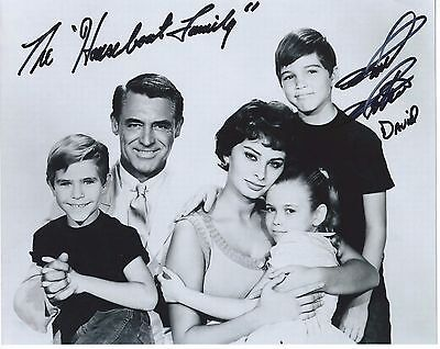 PAUL PETERSEN Hand Signed 8x10 Photo With COA - THE HOUSEBOAT