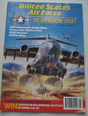 USAF United States Air Force Yearbook 1997
