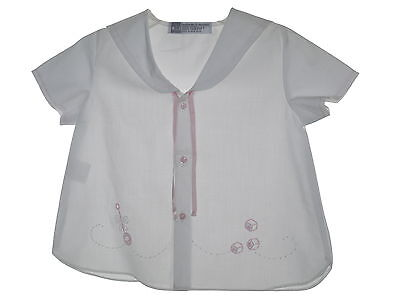Harrods Baby Girls Blouse Shirt Age 1 EUC