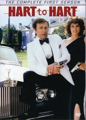 Hart to Hart: The Complete First Season [6 Discs] (DVD Used Like New)