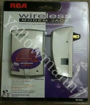 RCA Wireless Modem Jack RC930 (RC926) Factory sealed