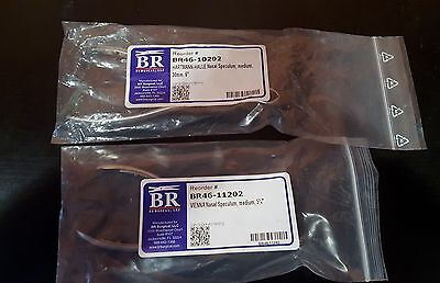 New: BR Surgical BR46-10202 and BR46-11202 Nasal Speculum, Medium