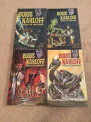 Boris Karloff Tales of Mystery Vols 1 3 4 5 HC Books Dark Horse Archives -Sealed