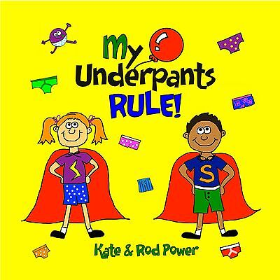 My Underpants Rule! **Hardcover**@ Paperback Price
