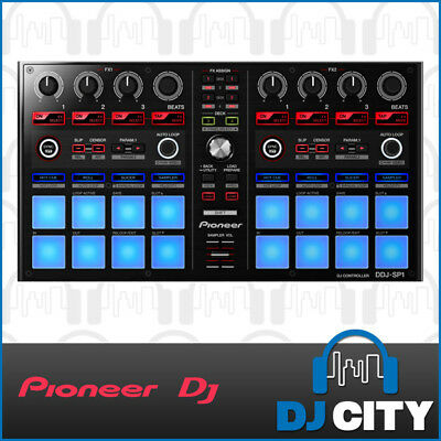Pioneer DDJ-SP1 Add-On Controller for Serato DJ and CDJ-2000NXS2