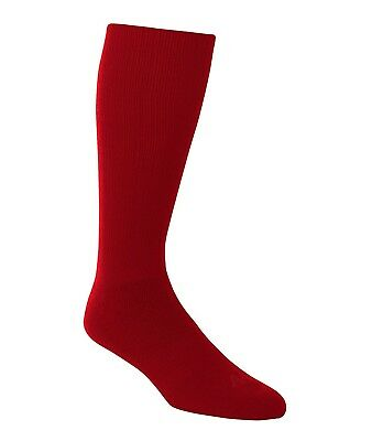 (X-Large, Scarlet) - A4 Team Tube Sock. Shipping Included