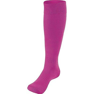 (10-13, Power Pink) - COMPETE SOCK - ADULT Holloway Sportswear. Delivery is Free
