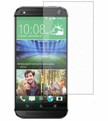 3 pcs Anti-Glare Anti-Fingerprint Screen Protectors Film Covers For HTC ONE M9