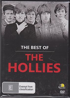 NEW DVD - The Best Of The Hollies