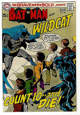 The Brave and the Bold #88 (9.2) NM- High Grade WOW