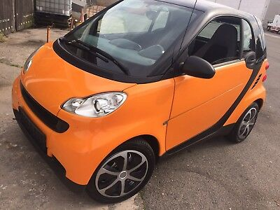 Smart Fortwo ++Blue Edition+++Modell 2000