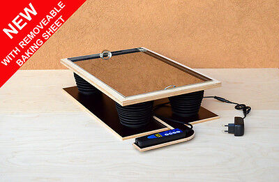 Vibration Table Concrete Molds Vibrate For Casting Gastronomy Jogging Lab Dental