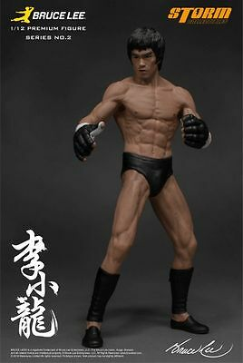 Bruce Lee The Martial Artist Storm Collectibles Figura Figure New