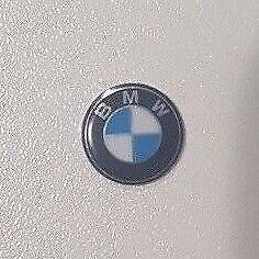 Bmw Genuine Alarm Remote Key Fob Replacement Button Emblem Badge 2155754 E90 E60