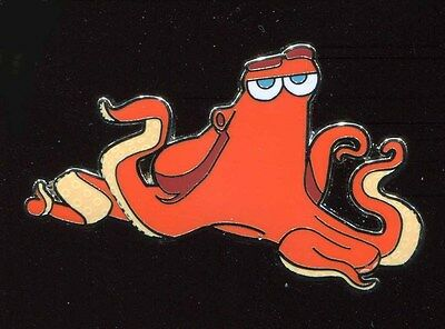 Finding Dory Booster Hank the Octopus Disney Pin 115859