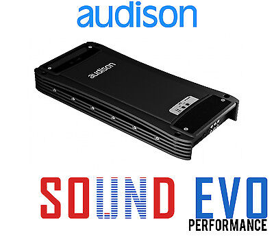 AUDISON AV QUATTRO 200 W x 4 at 2OHM Four-Channel Amplifier