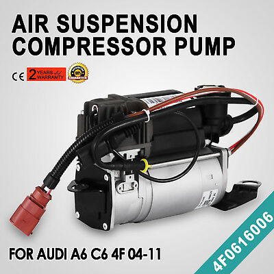 4F0616005E Air Suspension Compressor Pump For Audi A6 C6 4F Allroad 2004-2011